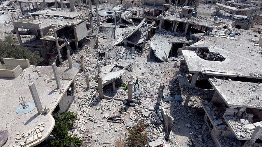Сын Башара Асада дал свою оценку войне в Сирии