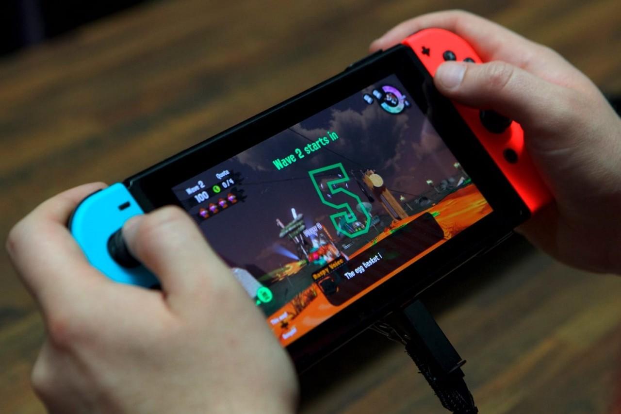 Любую консоль Nintendo Switc…