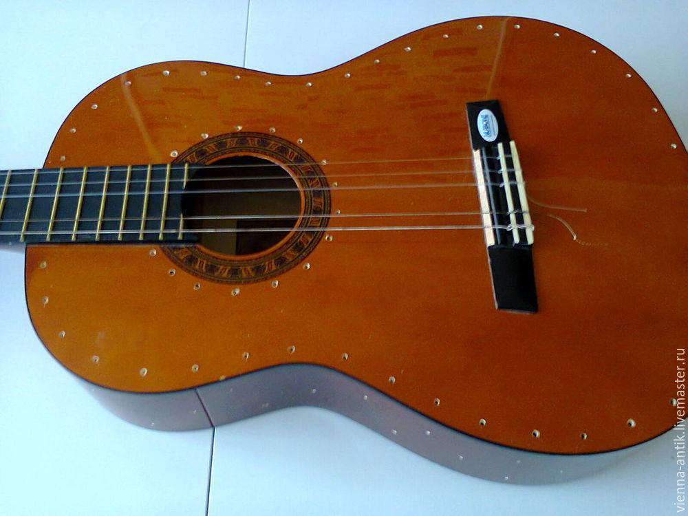 Уютный ночник из старой гитары — просто, быстро и очень красиво! новая жизнь старых вещей,ночник