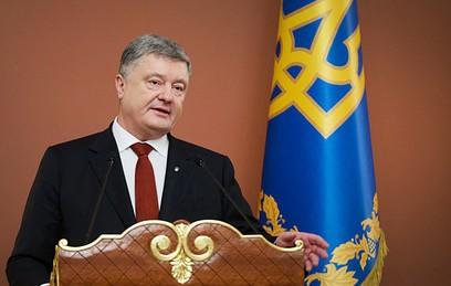 В Госдуме объяснили новые обвинения Порошенко в адрес России