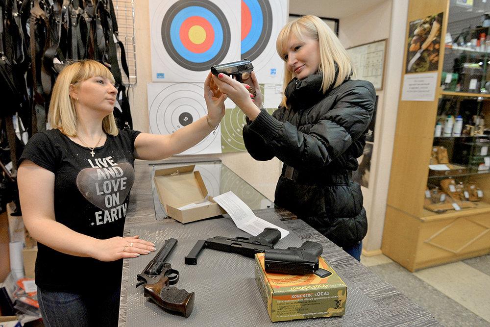 В России могут увеличить возраст для покупки оружия