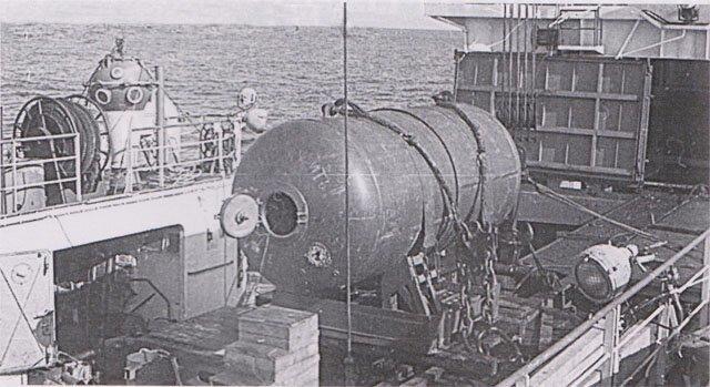 Вода в иллюминаторе: как следы трактора на океанском дне привели американцев в смятение СССР, гидронавтика, исследования, история, субмарины