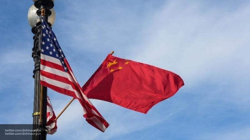 В Китае торговая война с США стала причиной снижения роста ВВП