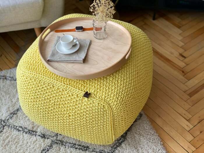 Как согреть дом без обогревателей: идеи вязаного декора, которые можно сделать своими руками вязание,декор,для дома и дачи