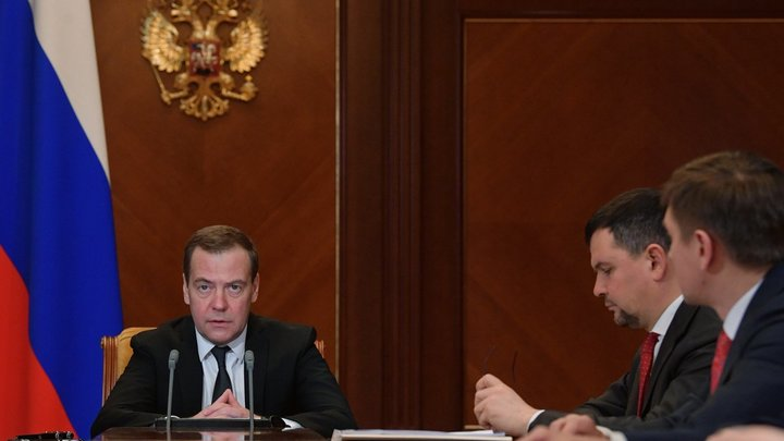 Медведева заменит друг Медведева?