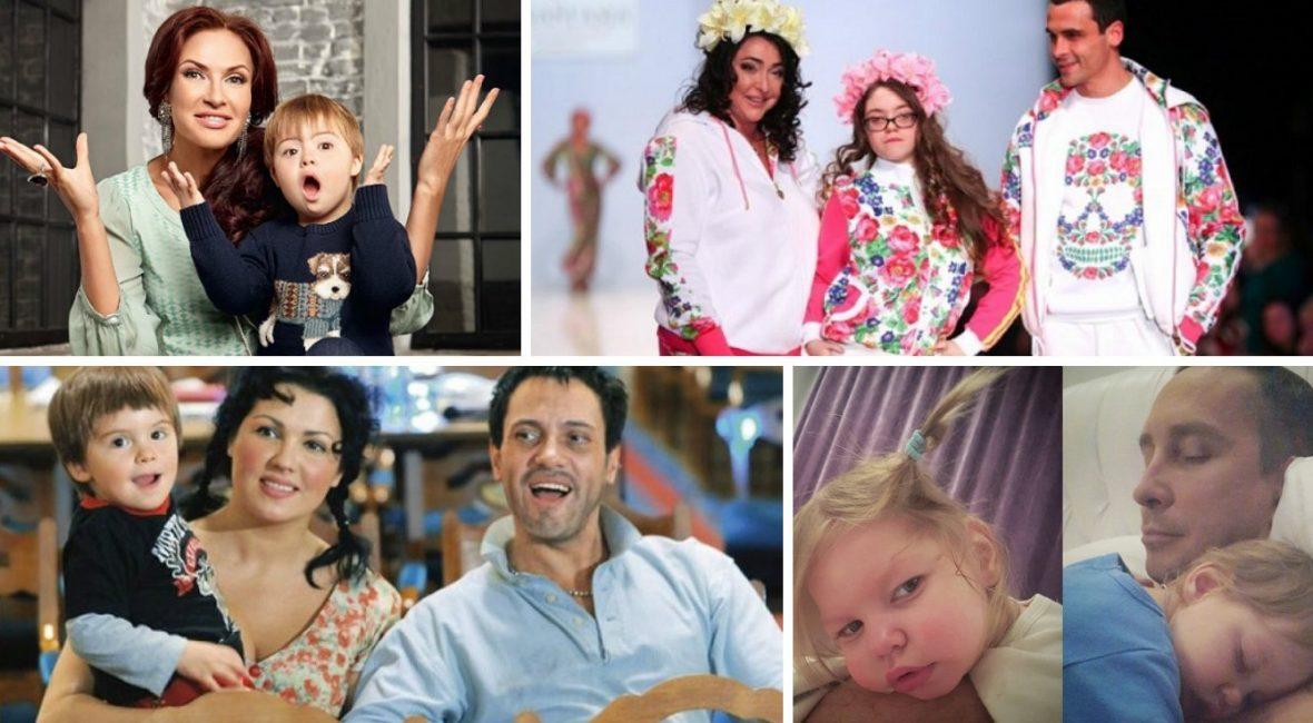 10 звездных родителей, которые растят особенных детей