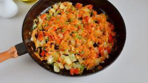 рулеты из скумбрии с овощами 2