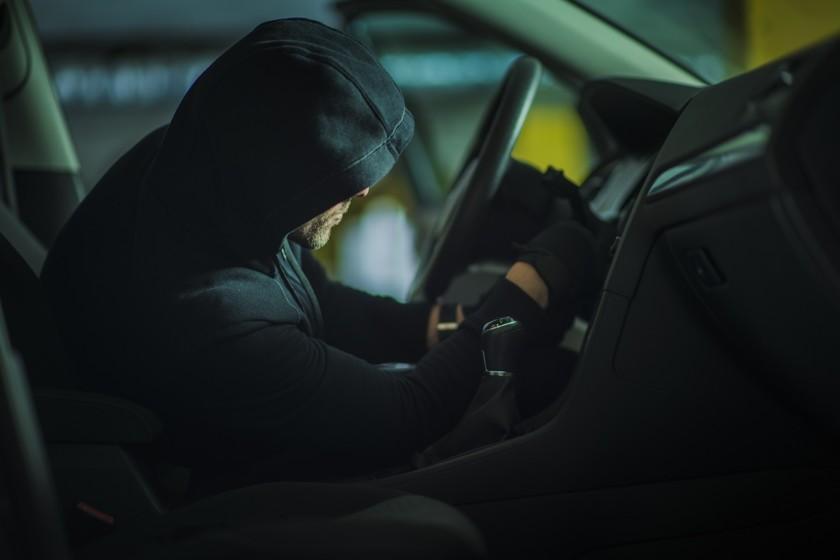 В МВД рассказали о самых угоняемых автомобилях