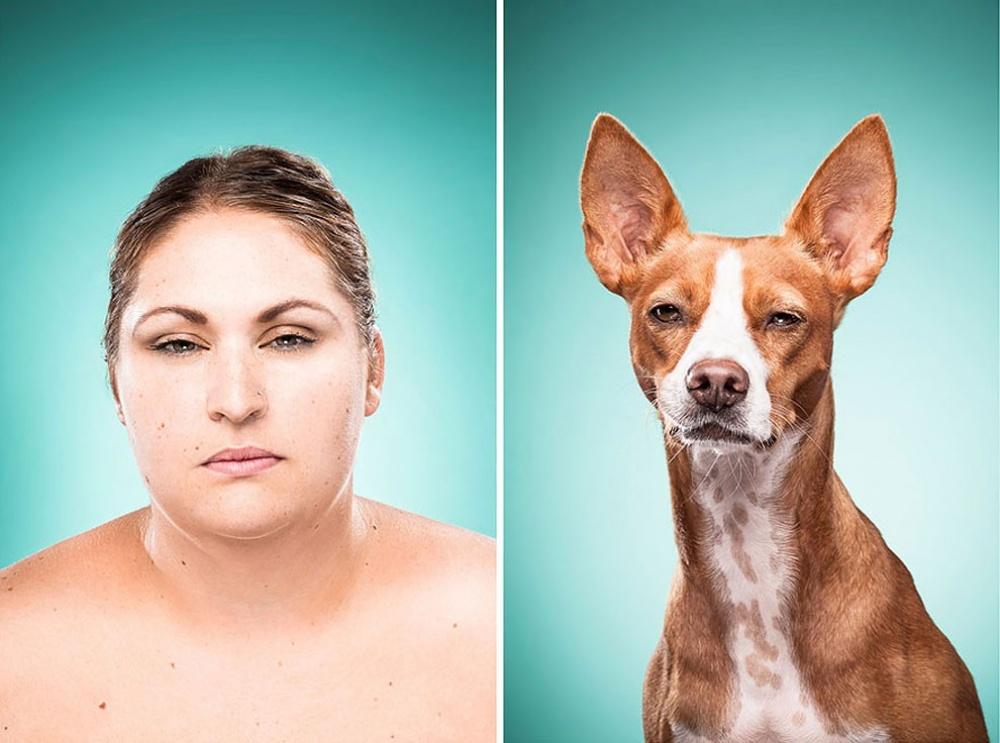 замечал, сравнить человека с животным по фото фирмы