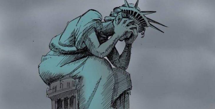 Бесполезные санкции против России: американский истеблишмент изолирует себя от внешнего мира