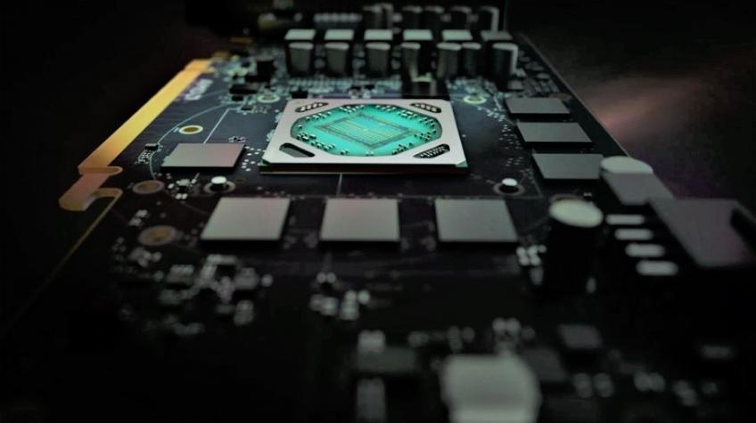 AMD тестирует видеокарты с GPU Navi