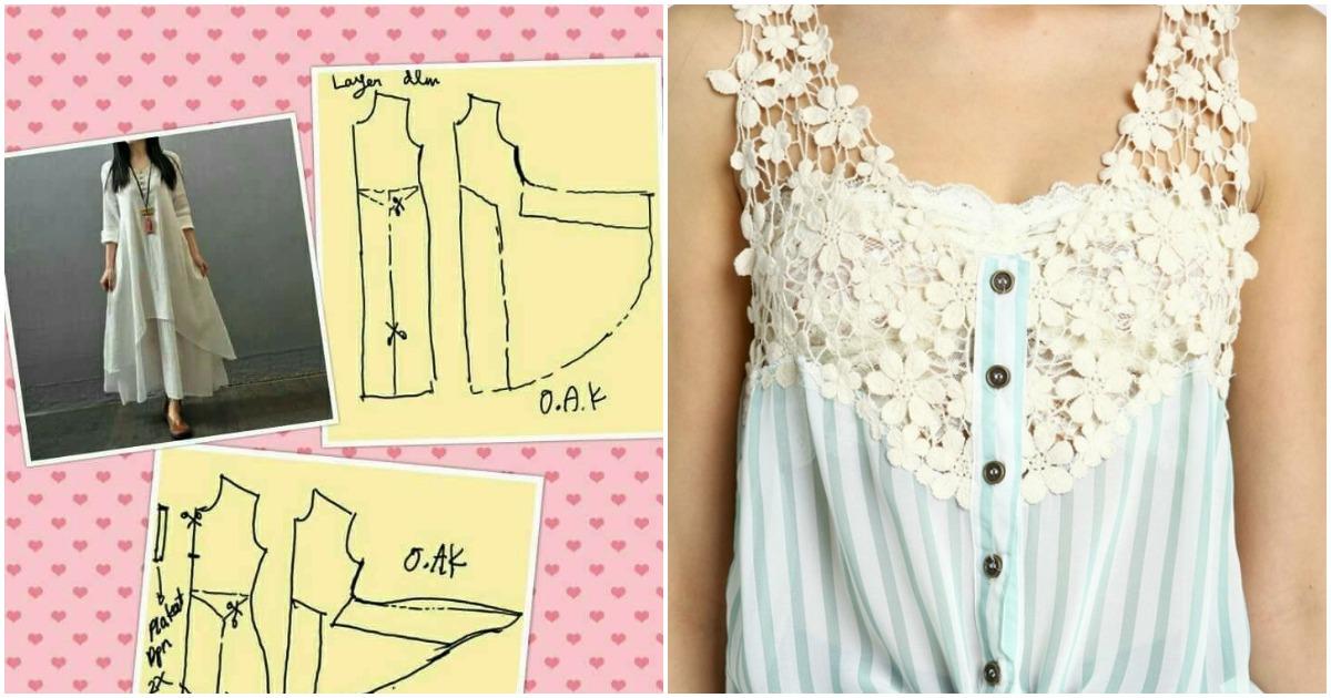 Добавьте бохо стиль в свой гардероб: секреты конструирования и переделки одежды