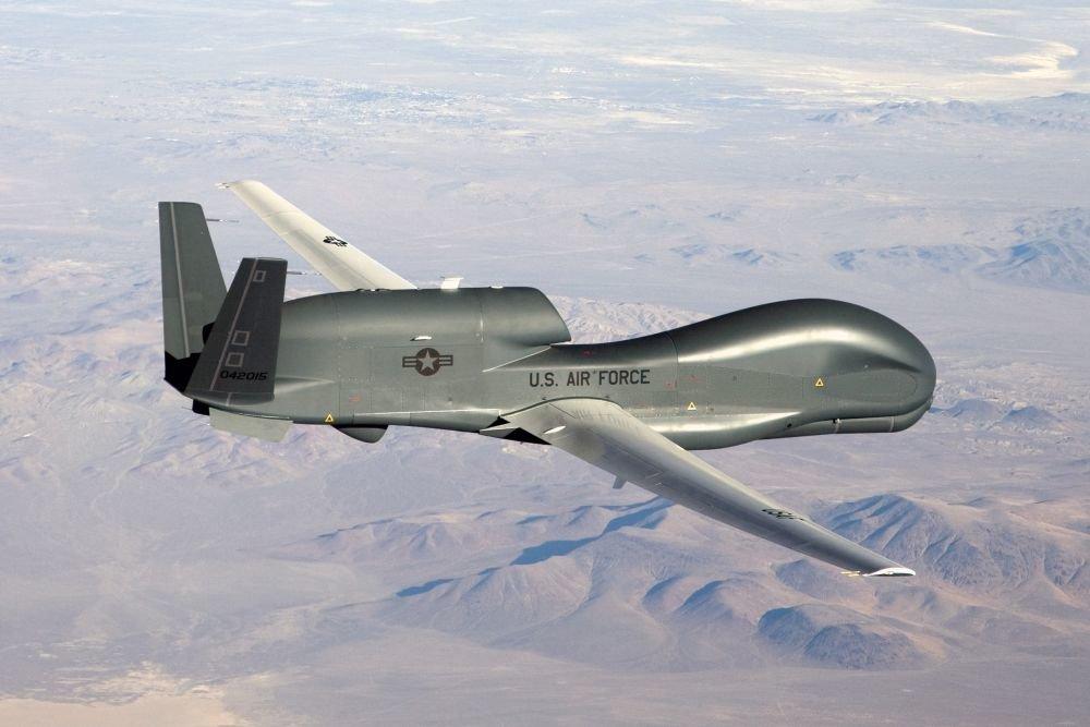 США потеряли стратегический самолет-шпион