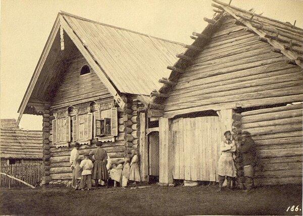 Такие красивые, такие разные: снимки жителей России из коллекции Кунсткамеры