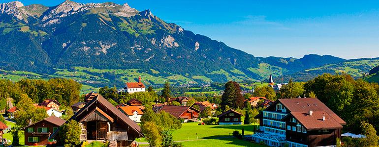 МЕСТА ДАЛЁКИЕ И БЛИЗКИЕ. Интересные факты о Швейцарии