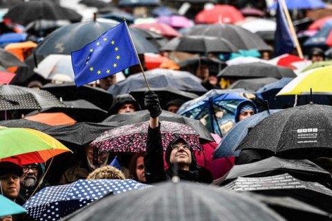 Высокомерное убожество Евросоюза