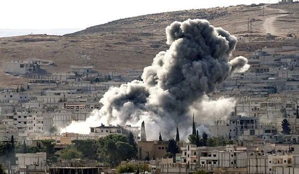 Сирийская ответка