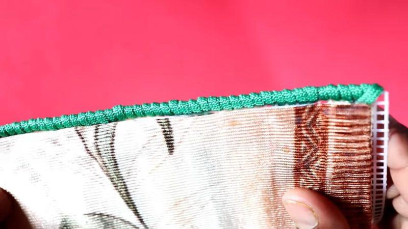 Шнур + пластиковая канва = симпатичная вещица в технике макраме рукоделие