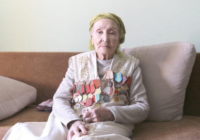 Айша Абдуллина. / Фото: www.abai.kz