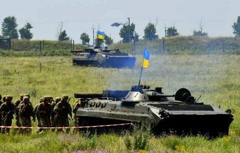 Зачем Украина превратила учения в постоянно действующее шоу украина