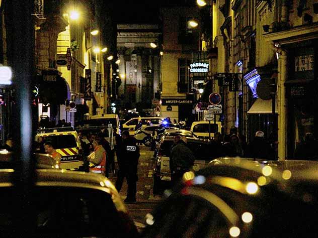 Французские правоохранители задержали радикалов за намерение напасть на мусульман