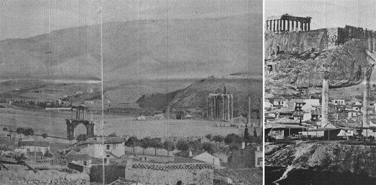 Афины города, интересное, фотографии