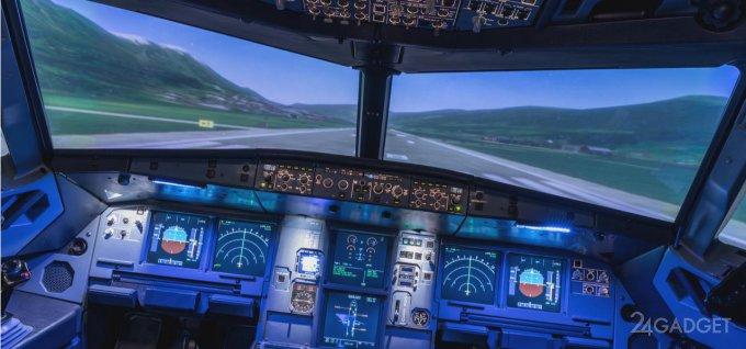 Армейских летчиков отправят в виртуальную реальность