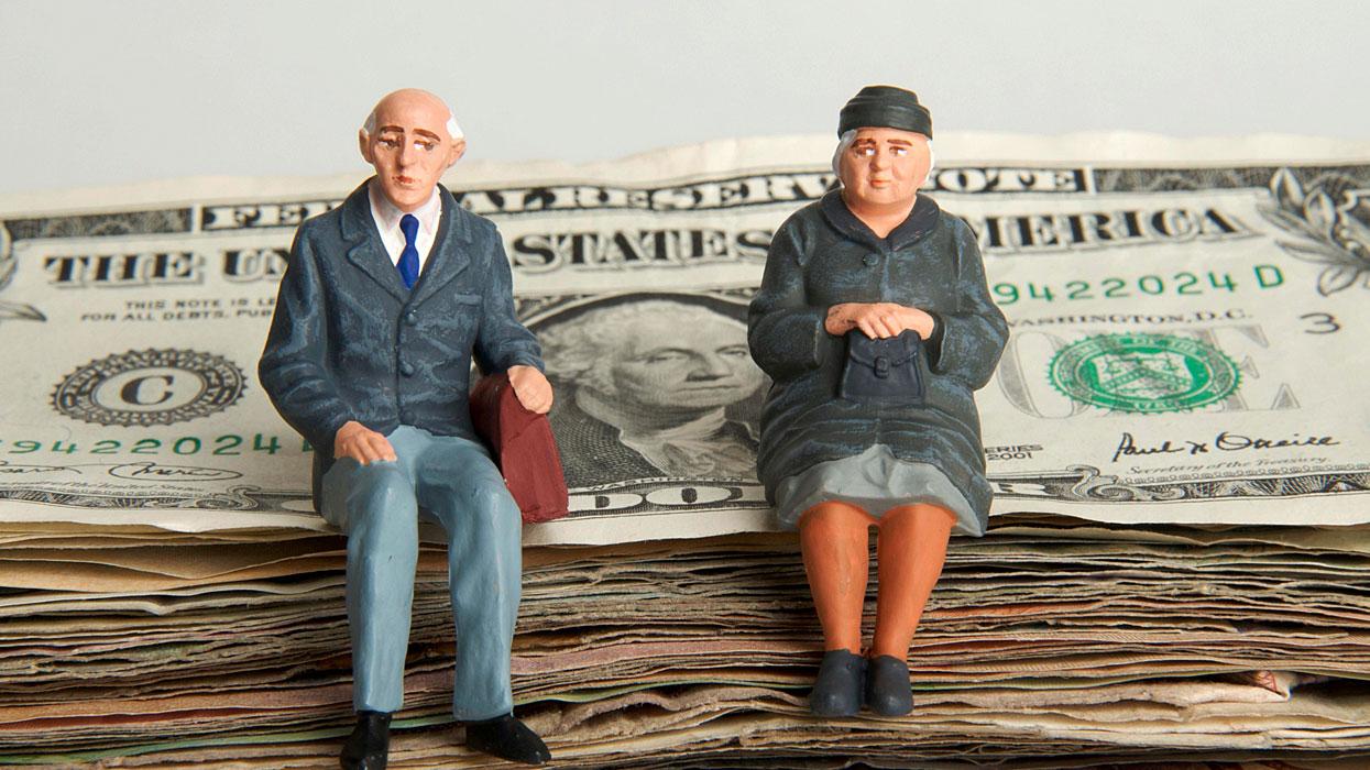 Государственной пенсионной системе США не хватает триллионов