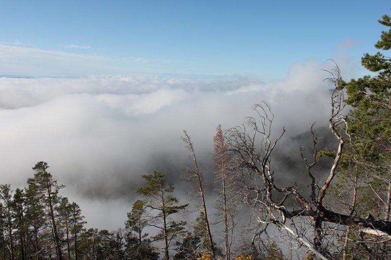 В Бурятии можно увидеть небо под ногами. Фоторепортаж бурятия, тропа испытаний, фоторепортаж