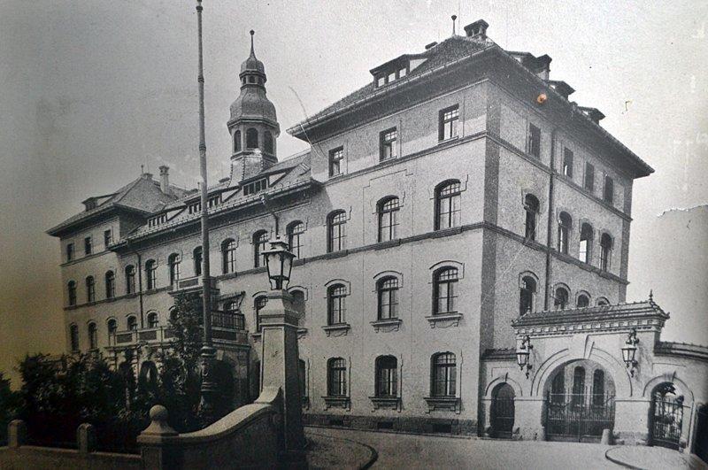 Кошмары заброшенной психиатрической лечебницы в Лейпциге