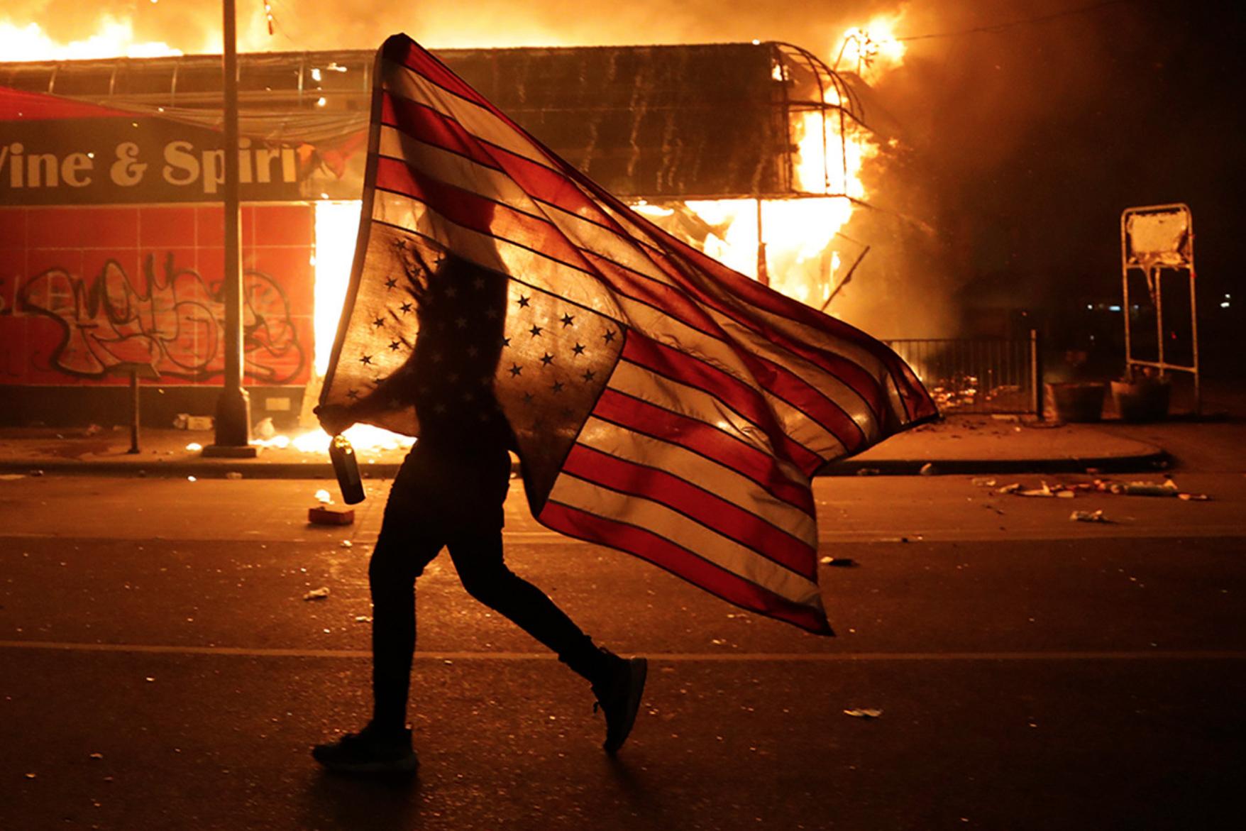 В США начинается революция Политика