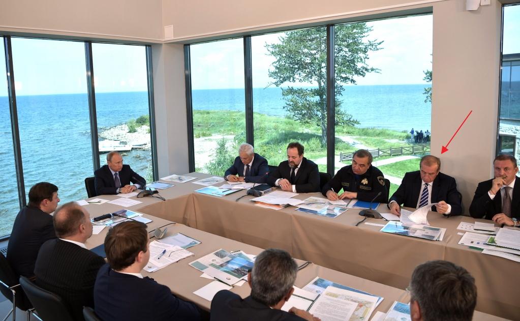 Из наблюдений за Байкалом и политическими последствиями приморского конфуза