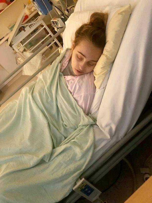 Девушка легла спать с головной болью, а проснулась с новорожденной дочерью Эбони, Стивенсон, беременности, живот, груди, проснулась, через, узнала, спать, врачи, месяце, Когда, которая, округлилсяДевушку, маленькой, ошиблись, подумала, убрать, форма, попросила
