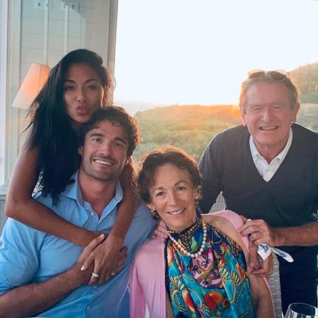 Николь Шерзингер отметила день рождения вместе с Томом Эвансом в Португалии Звездные пары