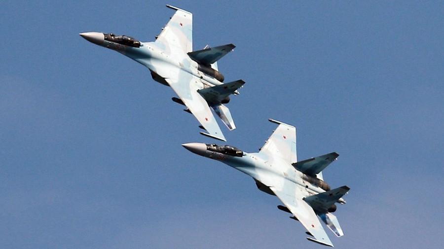 Су-35 — самый страшный кошмар для ВВС США
