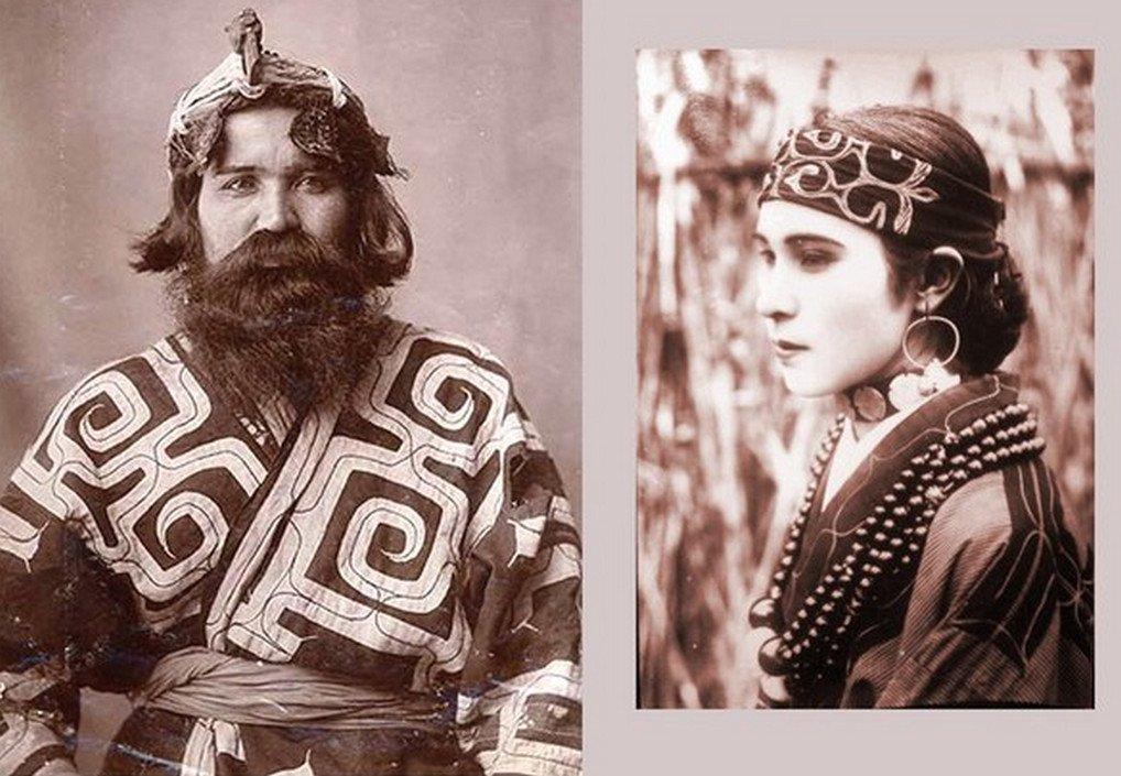 Из истории айну - коренного населения Японии
