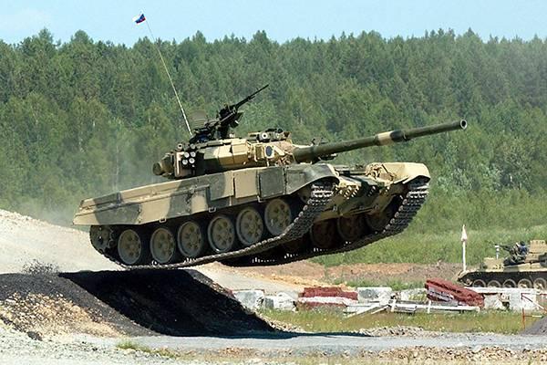 Как танк Т-90 стал лучшим в мире