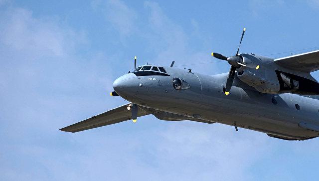 В Сирии разбился российский самолет Ан-26. Онлайн-репортаж