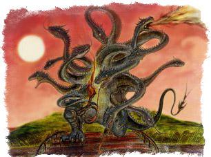 Чудо Юдо, Змей Горыныч, Полоз и другие драконы русской земли