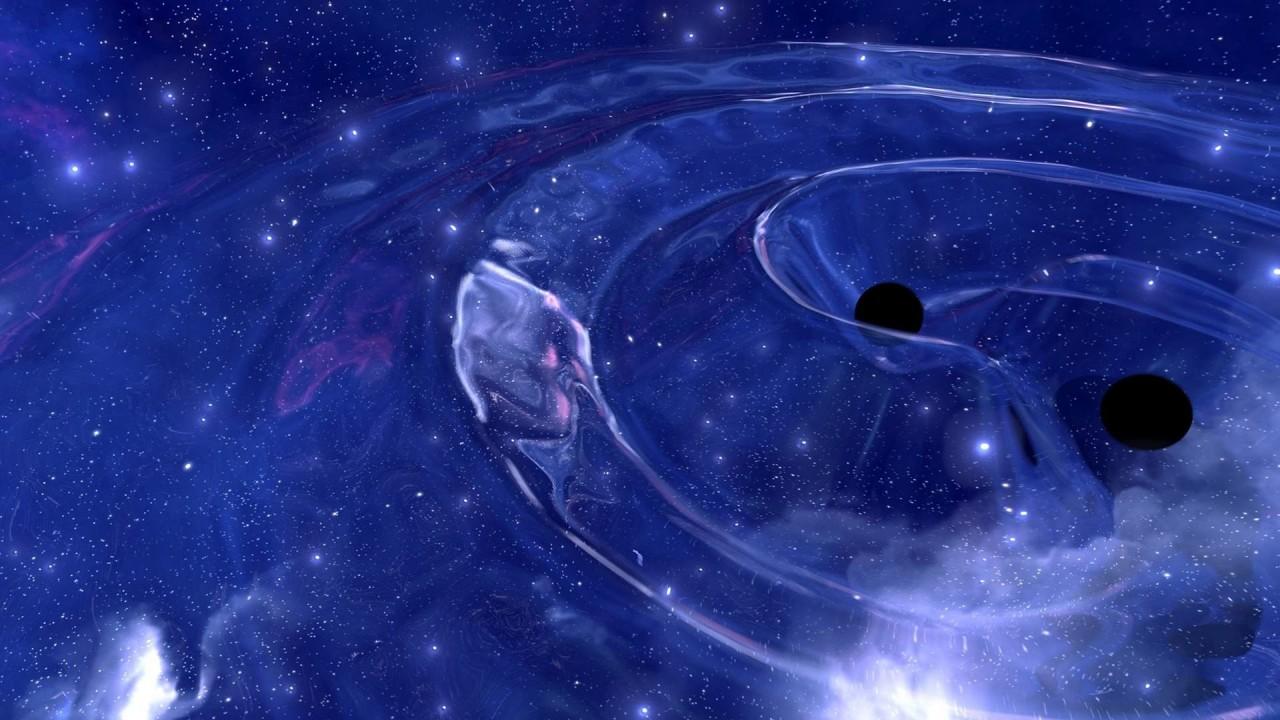 Жизнь внутри черной дыры