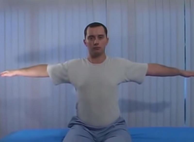 гимнастика для шеи доктора Шишонина описание