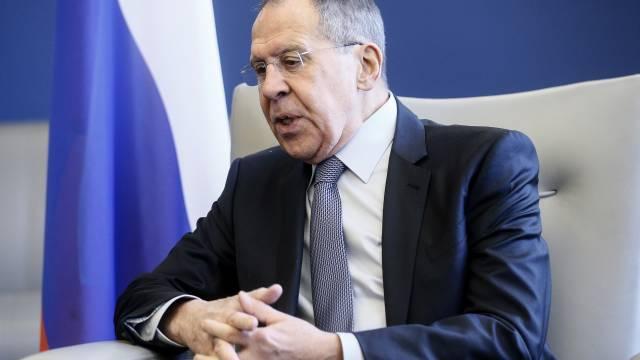 Лавров рассказал об игнорировании Западом резолюции СБ ООН по Сирии