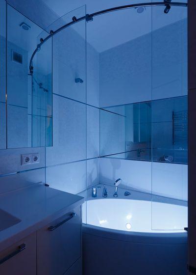 Эргономика ванной комнаты в …
