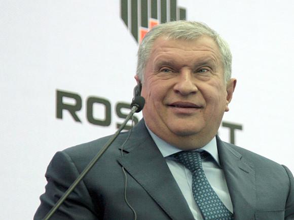 В Сети потребовали отставки Сечина с поста главного исполнительного директора «Роснефти» власть,отставка,Петиция,Роснефть,россияне,Сечин,экономика