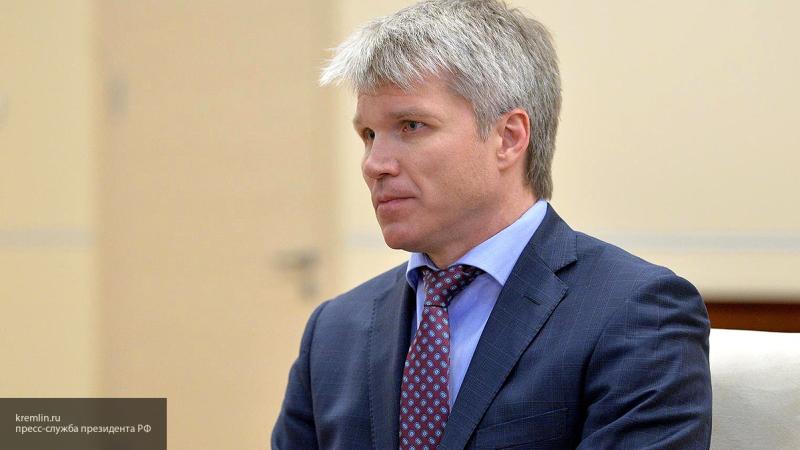 Министр спорта надеется, что олимпийская сборная РФ войдет в тройку лидеров на ОИ-2020