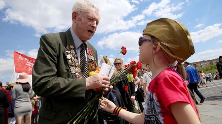 Они сражались за Родину: в России осталось 1,8 млн. ветеранов и инвалидов ВОВ