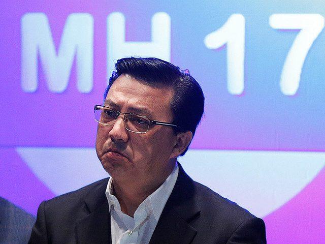 Министр Малайзии призвал человека, сбившего Boeing над Донбассом, признаться