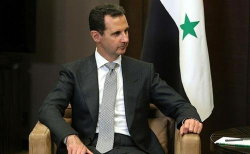 Асад принес Путину соболезнования по поводу сбитого Ил-20