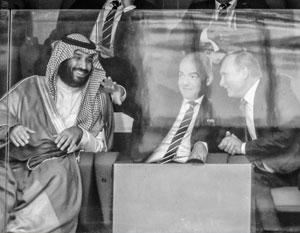 Россия и Саудовская Аравия п…