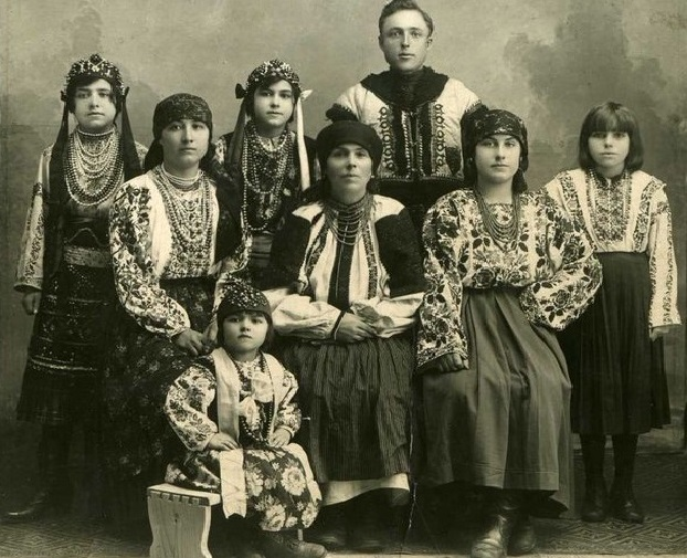 Как себя называли жители Укр…